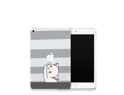 Sticky Bunny Shop iPad Skins iPad Mini 5 Cute Kittens iPad Skin
