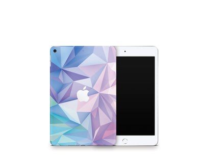 Sticky Bunny Shop iPad Skins iPad Mini 5 Geometric Pastel iPad Skin