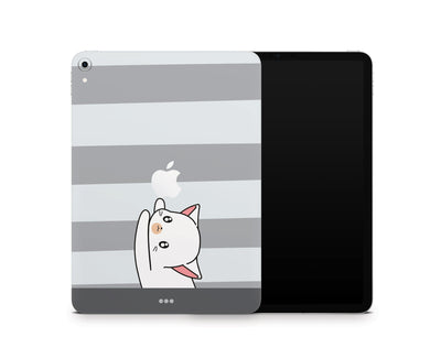 "Sticky Bunny Shop iPad Skins iPad Pro 11"" Gen 1 (2018-2019) Cute Kittens iPad Skin"