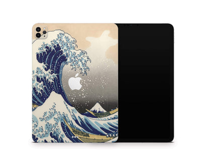 "Sticky Bunny Shop iPad Skins iPad Pro 11"" Gen 2 (2020) Great Wave Off Kanagawa By Hokusai iPad Skin"
