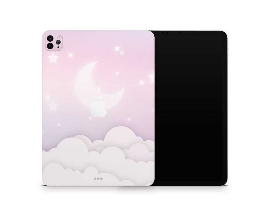 Sticky Bunny Shop iPad Skins iPad Air 3 Lavender Lunar Sky iPad Skin