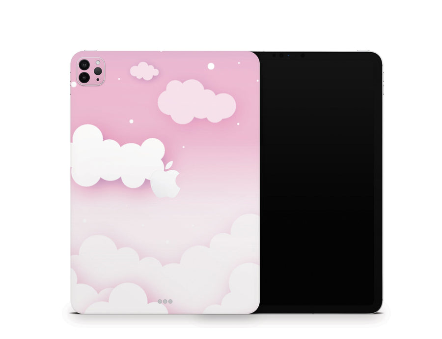 Sticky Bunny Shop iPad Skins iPad Air 3 Pink Clouds In The Sky iPad Skin