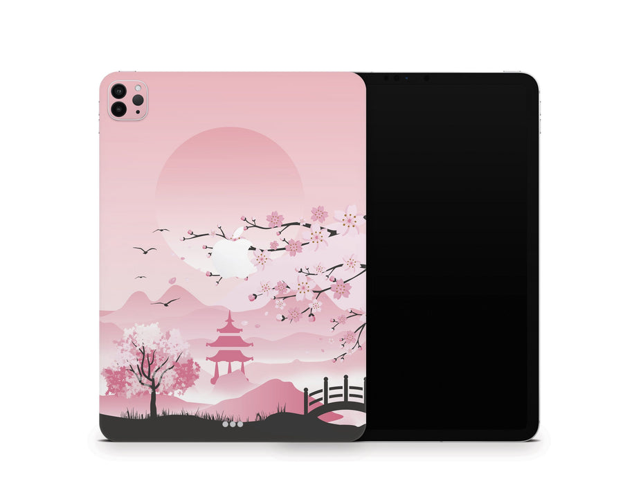 Sticky Bunny Shop iPad Skins iPad Air 3 Pink Sakura iPad Skin