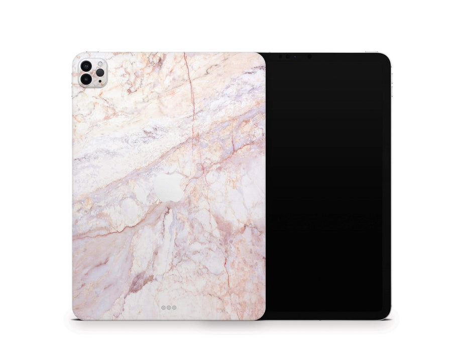 Sticky Bunny Shop iPad Skins iPad Air 3 Rose Gold Marble iPad Skin