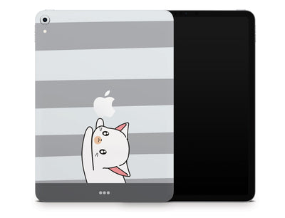 "Sticky Bunny Shop iPad Skins iPad Pro 12.9"" Gen 3 (2018-2019) Cute Kittens iPad Skin"