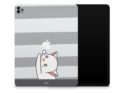 "Sticky Bunny Shop iPad Skins iPad Pro 12.9"" Gen 4 (2020) Cute Kittens iPad Skin"