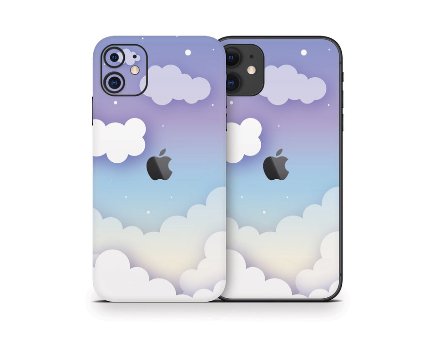 Sticky Bunny Shop iPhone 11 Clouds In The Sky iPhone 11 Skin