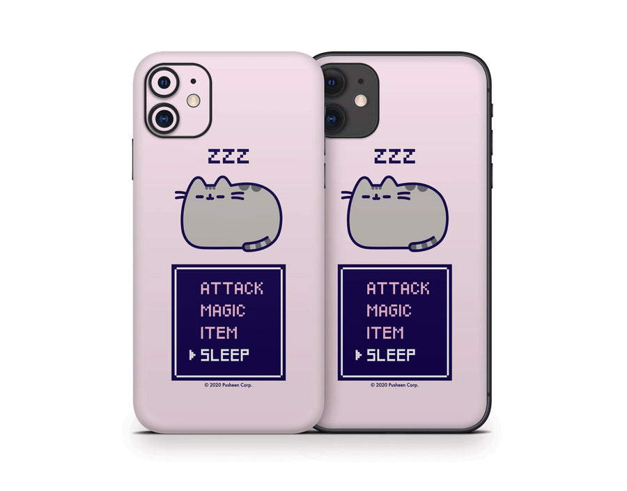 Sticky Bunny Shop iPhone 11 Gaming Pusheen iPhone 11 Skin