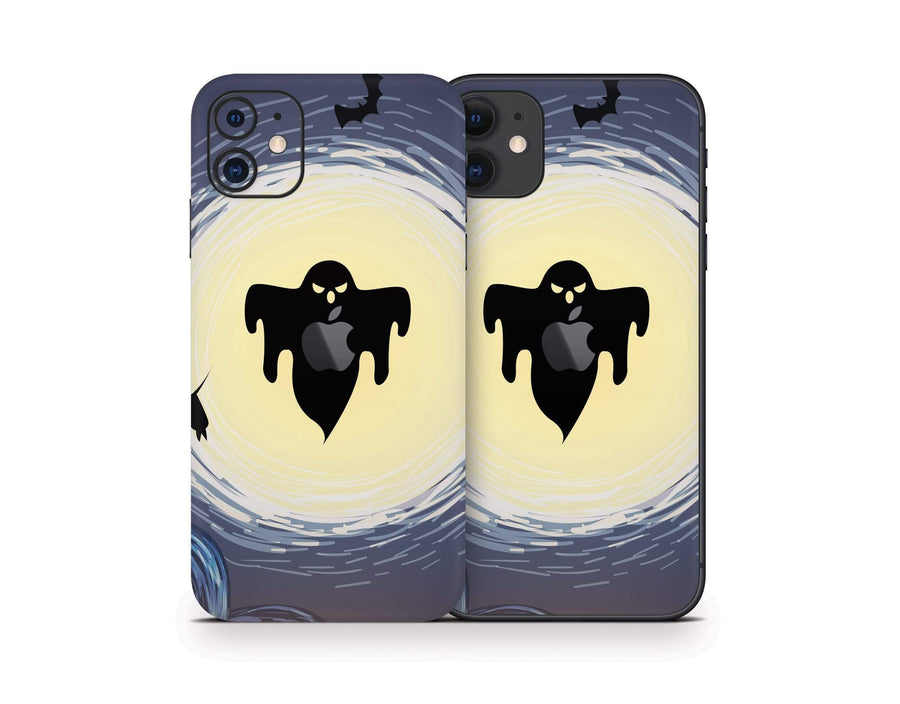 Sticky Bunny Shop iPhone 11 Ghost Of The Night iPhone 11 Skin