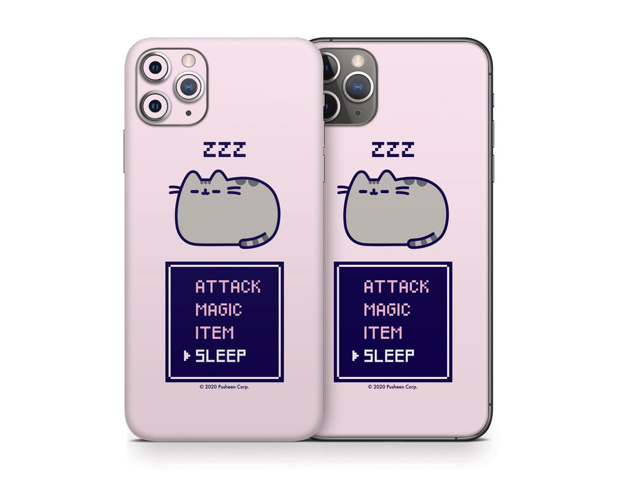 Sticky Bunny Shop iPhone 11 Pro Max Gaming Pusheen iPhone 11 Pro Max Skin