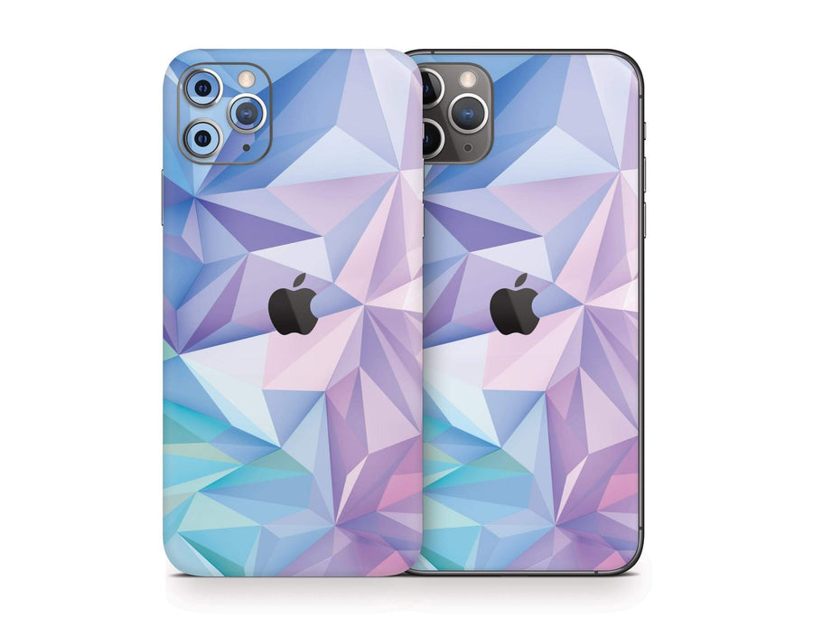 Sticky Bunny Shop iPhone 11 Pro Max Geometric Pastel iPhone 11 Pro Max Skin