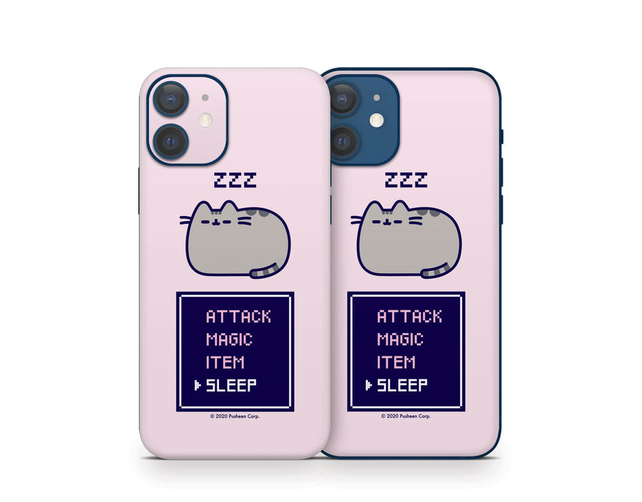 Sticky Bunny Shop iPhone 12 Gaming Pusheen iPhone 12 Skin