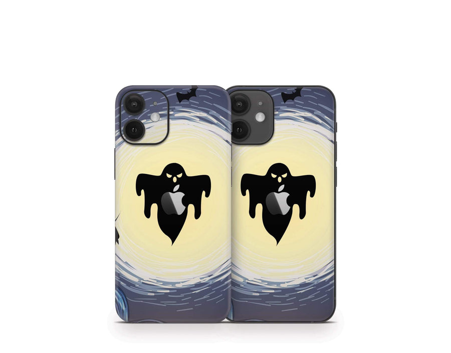 Sticky Bunny Shop iPhone 12 Mini Ghost Of The Night iPhone 12 Mini Skin