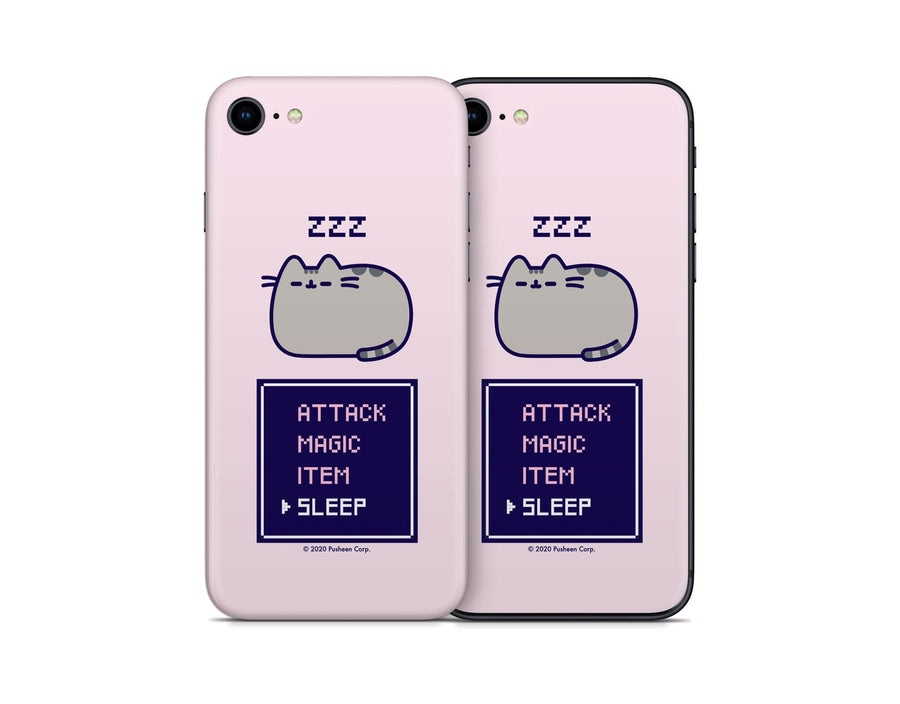 Sticky Bunny Shop iPhone 8 Gaming Pusheen iPhone 8 Skin