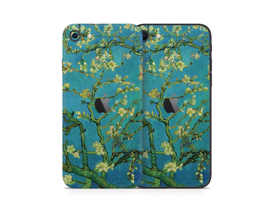 Sticky Bunny Shop iPhone SE (2nd Gen) Almond Blossoms By Van Gogh iPhone SE (2nd Gen) Skin