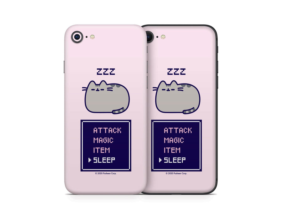 Sticky Bunny Shop iPhone SE (2nd Gen) Gaming Pusheen iPhone SE (2nd Gen) Skin