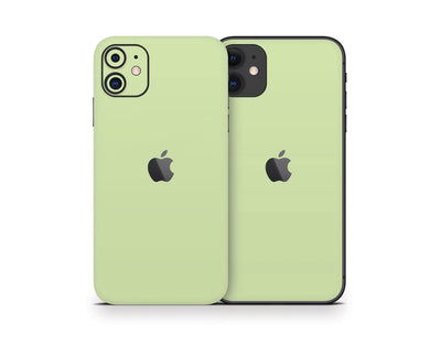 Sticky Bunny Shop iPhone Skins Baby Green iPhone Skin