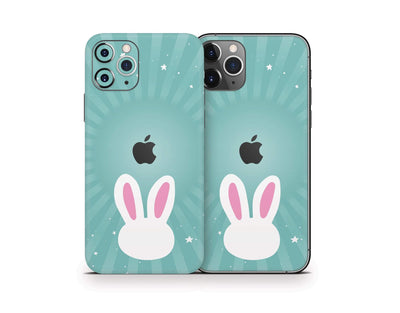Sticky Bunny Shop iPhone Skins Cute Bunny iPhone Skin