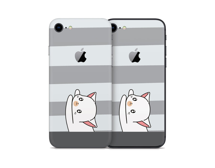 Sticky Bunny Shop iPhone Skins Cute Kittens iPhone Skin