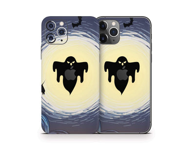 Sticky Bunny Shop iPhone Skins Ghost Of The Night iPhone Skin