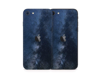 Sticky Bunny Shop iPhone Skins Milky Way Galaxy iPhone Skin