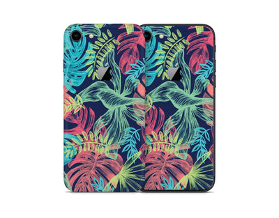 Sticky Bunny Shop iPhone Skins Neon Tropical iPhone Skin
