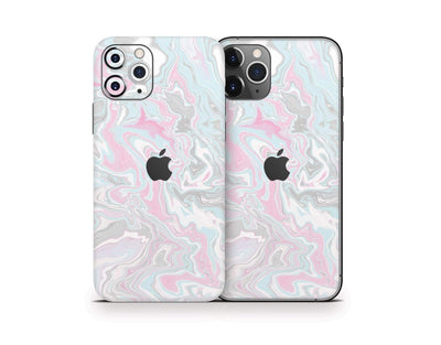 Sticky Bunny Shop iPhone Skins Pastel Marble iPhone Skin