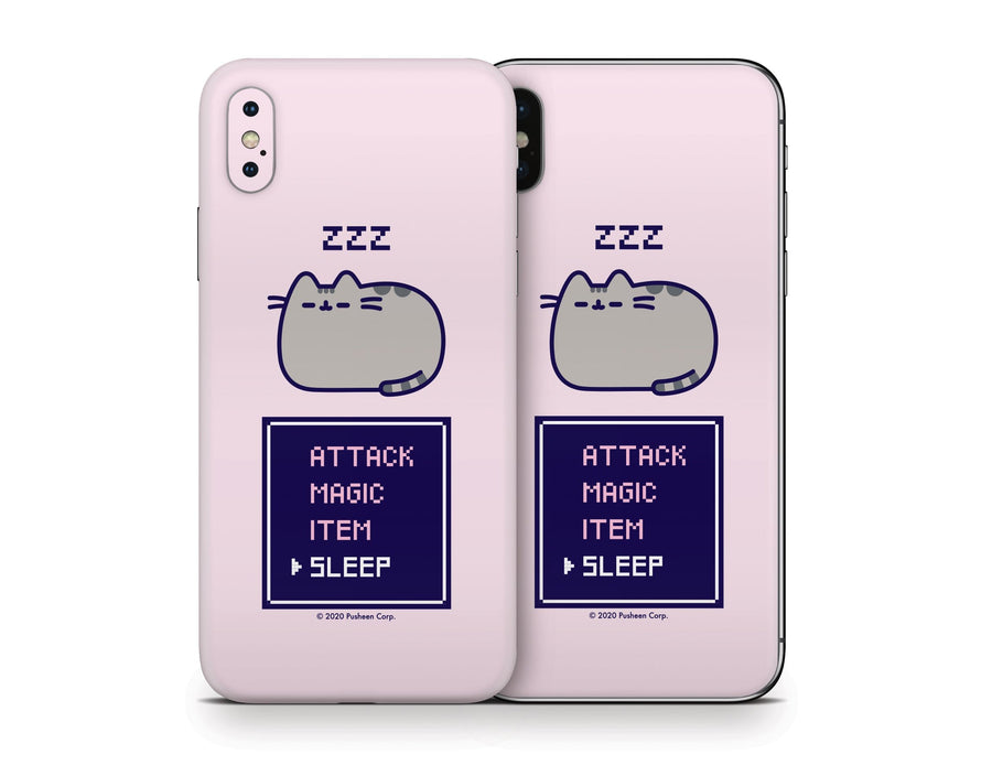Sticky Bunny Shop iPhone XS Max Gaming Pusheen iPhone XS Max Skin