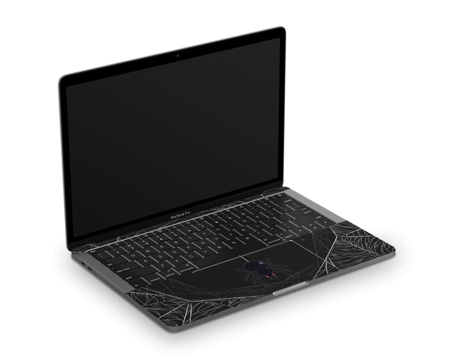 "Sticky Bunny Shop MacBook Pro 13"" (2020) Spooky Spider MacBook Pro 13"" (2020) Skin"