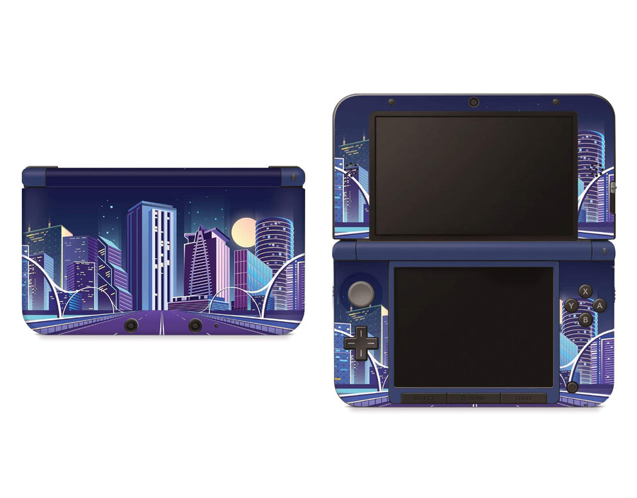Sticky Bunny Shop Nintendo 3DS XL New 3DS XL Citywave Nintendo 3DS XL And New 3DS XL Skin