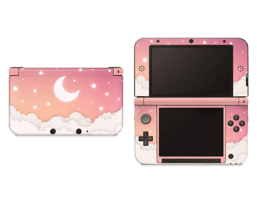 Sticky Bunny Shop Nintendo 3DS XL 3DS XL Warm Lunar Sky Nintendo 3DS XL And New 3DS XL Skin