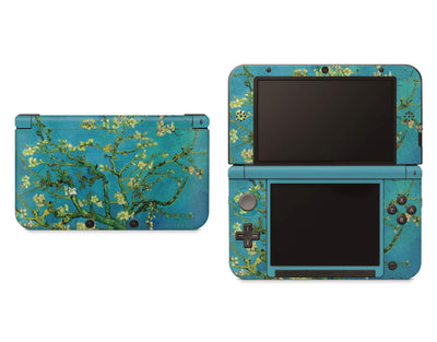Sticky Bunny Shop Nintendo 3DS XL Almond Blossoms By Van Gogh Nintendo 3DS XL Skin