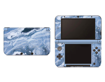 Sticky Bunny Shop Nintendo 3DS XL Blue Marble Nintendo 3DS XL Skin