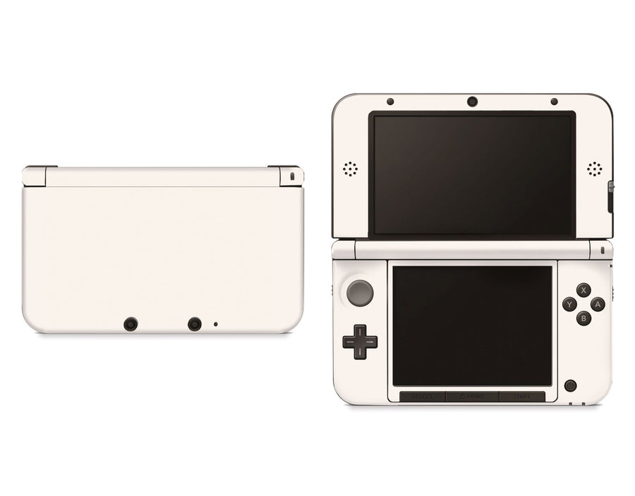 Sticky Bunny Shop Nintendo 3DS XL Creme Collection Nintendo 3DS XL Skin