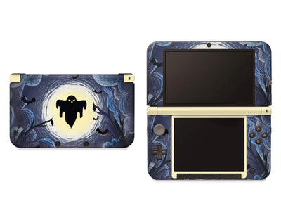 Sticky Bunny Shop Nintendo 3DS XL Ghost Of The Night Nintendo 3DS XL Skin