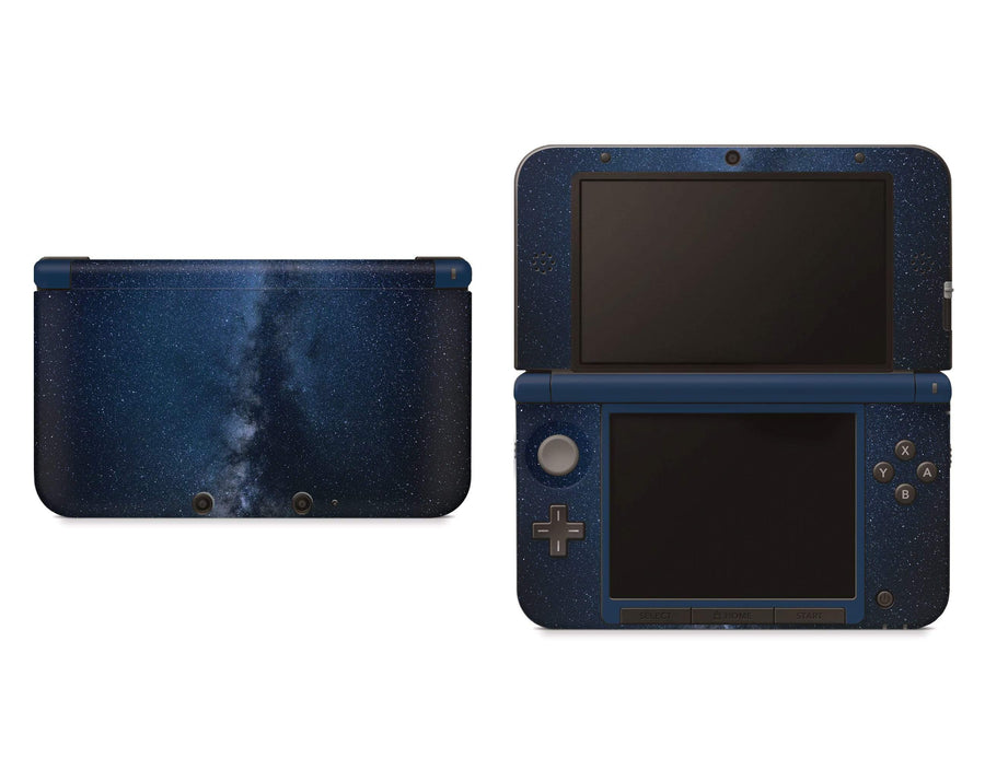 Sticky Bunny Shop Nintendo 3DS XL New 3DS XL Milky Way Galaxy Nintendo 3DS XL Skin
