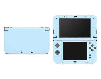 Sticky Bunny Shop Nintendo 3DS XL New 3DS XL / Baby Blue Cute Solid Pastel Nintendo New 3DS XL Skin | Choose Your Color
