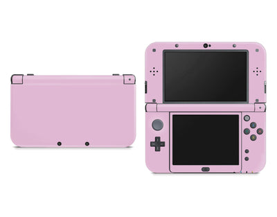 Sticky Bunny Shop Nintendo 3DS XL New 3DS XL / Lilac Cute Solid Pastel Nintendo New 3DS XL Skin | Choose Your Color