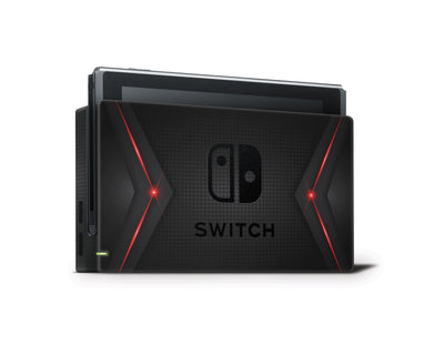 Sticky Bunny Shop Nintendo Switch Dock Only Dark Machina Nintendo Switch Skin