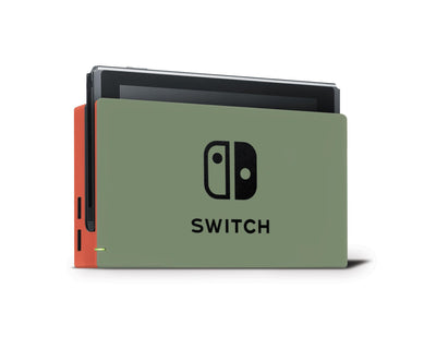 Sticky Bunny Shop Nintendo Switch Dock Only Retro 1986 Nintendo Switch Skin