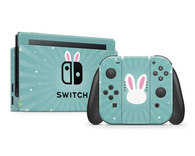 Sticky Bunny Shop Nintendo Switch Full Set Sticky Bunny Signature Nintendo Switch Skin