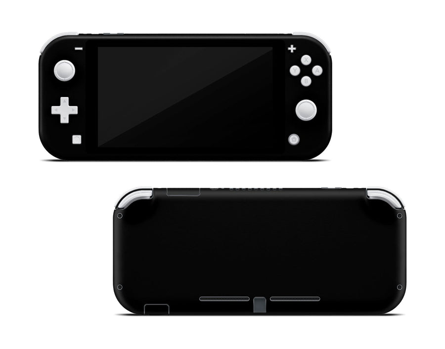 Sticky Bunny Shop Nintendo Switch Lite Classic Solid Color Nintendo Switch Lite Skin | Choose From A Variety Of Color Options