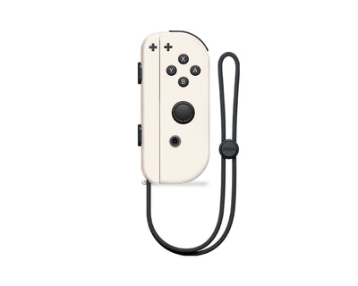 Sticky Bunny Shop Nintendo Switch Right Joy-Con / Irish Creme Mix & Match - Creme Collection Nintendo Switch Joy-Con Skin