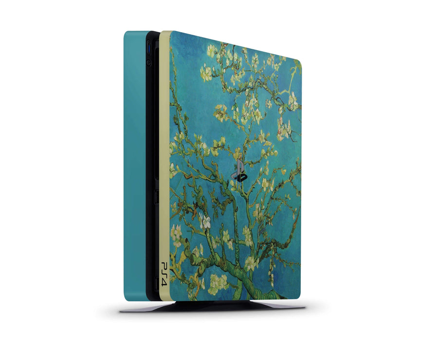Sticky Bunny Shop Playstation 4 Almond Blossoms By Van Gogh Playstation 4 Slim Skin