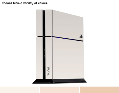 Sticky Bunny Shop Playstation 4 Creme Collection Playstation 4 Skin | Choose Your Color