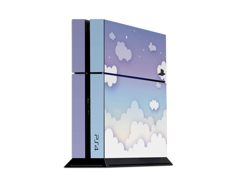 Sticky Bunny Shop Playstation 4 Playstation 4 Clouds In The Sky Playstation 4 Skin
