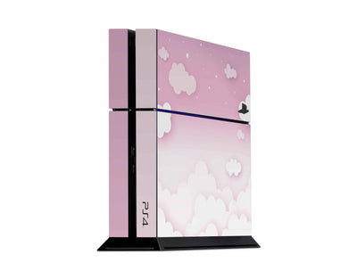 Sticky Bunny Shop Playstation 4 Playstation 4 Pink Clouds In The Sky Playstation 4 Skin