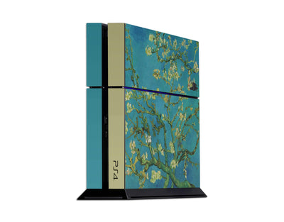 Sticky Bunny Shop Playstation 4 Playstation Almond Blossom By Van Gogh Playstation 4 Skin