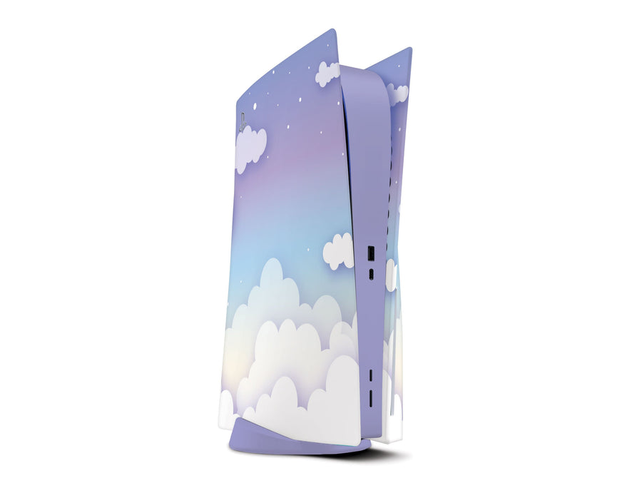 Sticky Bunny Shop Playstation 5 Clouds In The Sky PS5 Skin
