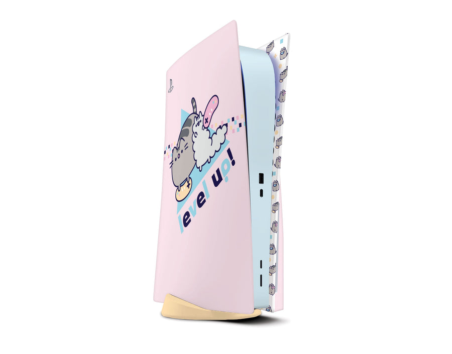 Sticky Bunny Shop Playstation 5 Gaming Pusheen PS5 Skin